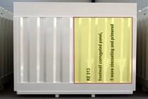 Front - Trapezoidal Panel 3 - Rib